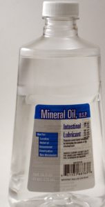 mineral oil supplier