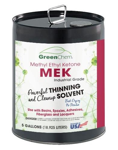 MEK 5 gallon